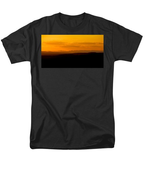 Men's T-Shirt  (Regular Fit) featuring the photograph Sunset by Evgeny Vasenev