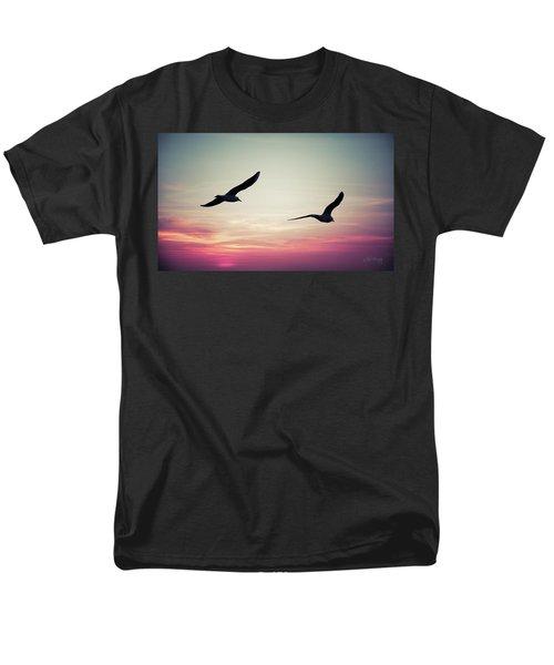 Sunset Men's T-Shirt  (Regular Fit) by Joseph Westrupp