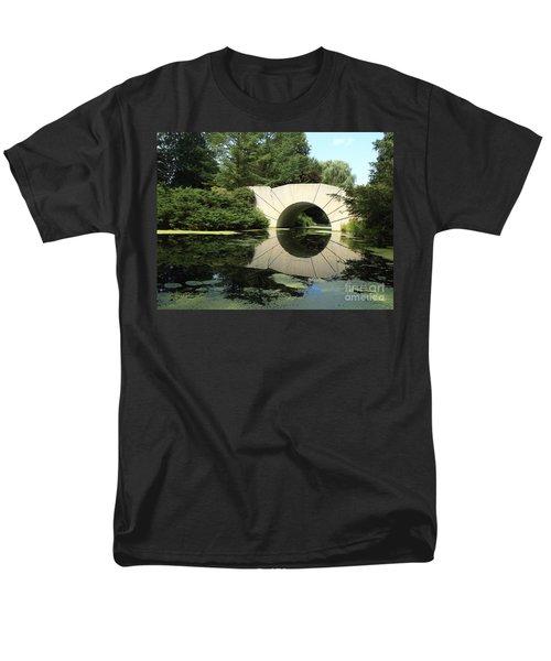 Sunshine Bridge 5 Men's T-Shirt  (Regular Fit) by Erick Schmidt