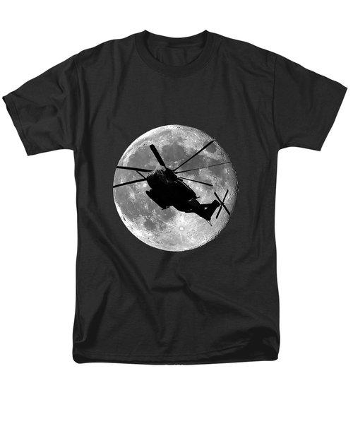 Super Stallion Silhouette .png Men's T-Shirt  (Regular Fit)