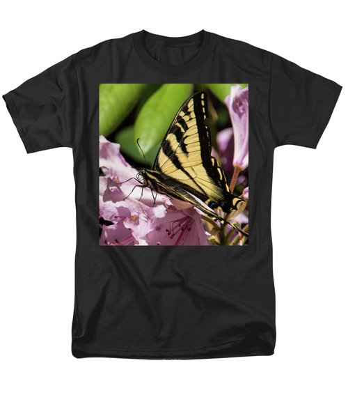 Swallowtail Butterfly Men's T-Shirt  (Regular Fit) by Marilyn Wilson