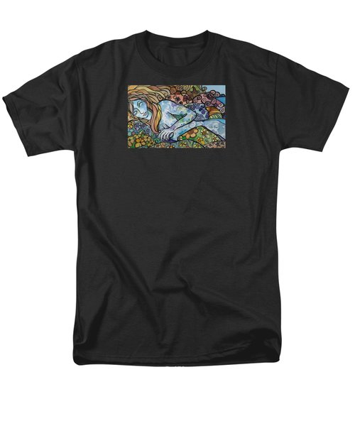 Sweet Dreams Men's T-Shirt  (Regular Fit) by Claudia Cole Meek