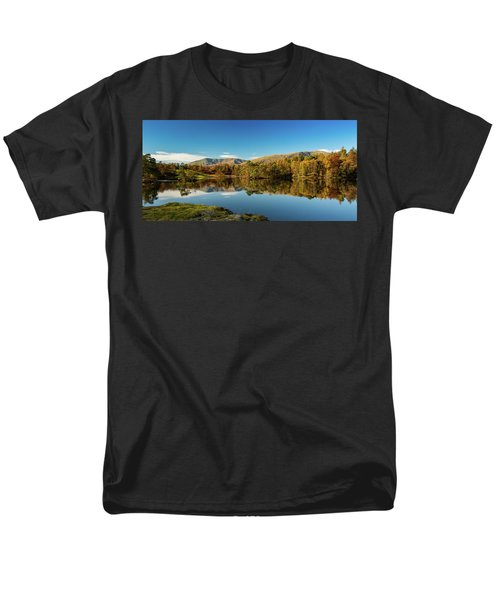 Men's T-Shirt  (Regular Fit) featuring the photograph Tarn Hows by Mike Taylor