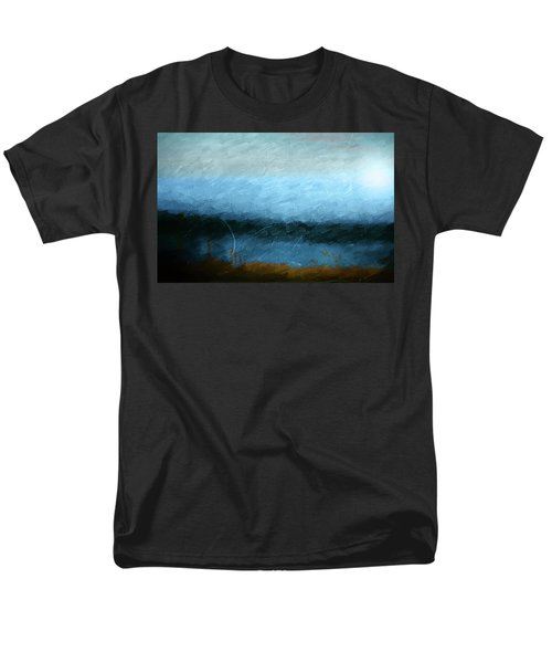 Men's T-Shirt  (Regular Fit) featuring the photograph Tarn by Linde Townsend