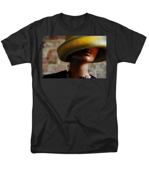 Men's T-Shirt  (Regular Fit) featuring the photograph Tel Aviv by Skip Hunt