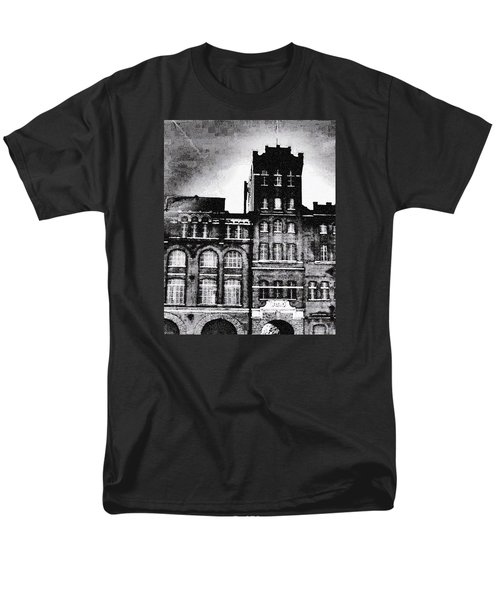 Men's T-Shirt  (Regular Fit) featuring the photograph Tennessee Brewery by Lizi Beard-Ward