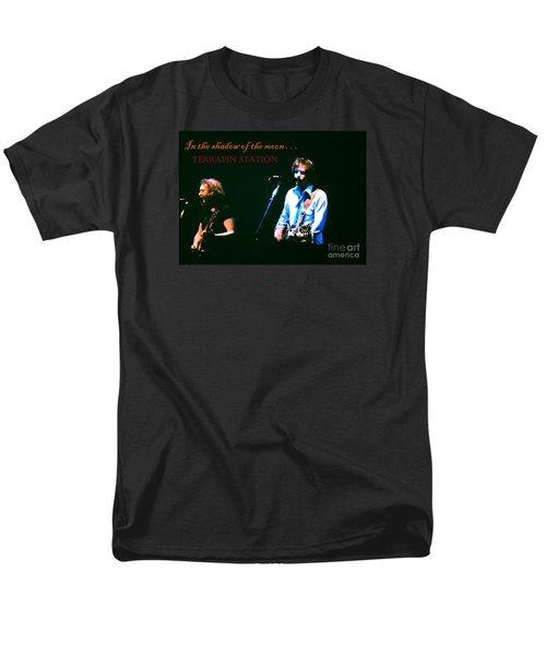 Men's T-Shirt  (Regular Fit) featuring the photograph Terrapin Station - Grateful Dead by Susan Carella