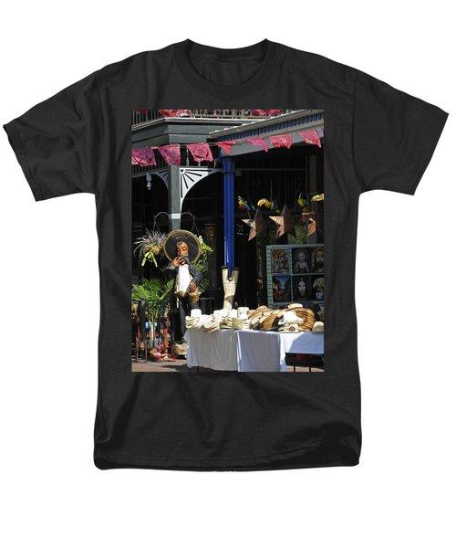 Tex-mex Men's T-Shirt  (Regular Fit) by Steven Sparks
