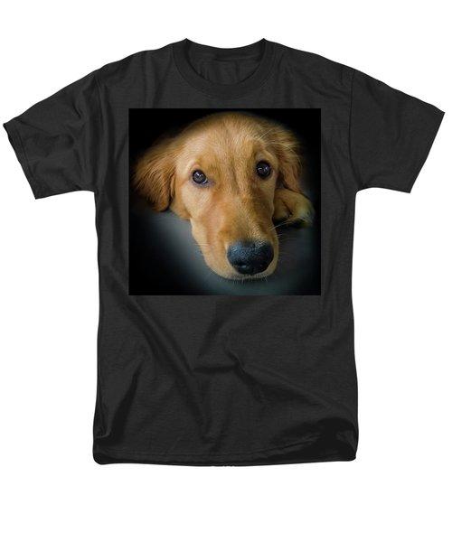 Thanks For Picking Me Men's T-Shirt  (Regular Fit) by Karen Wiles