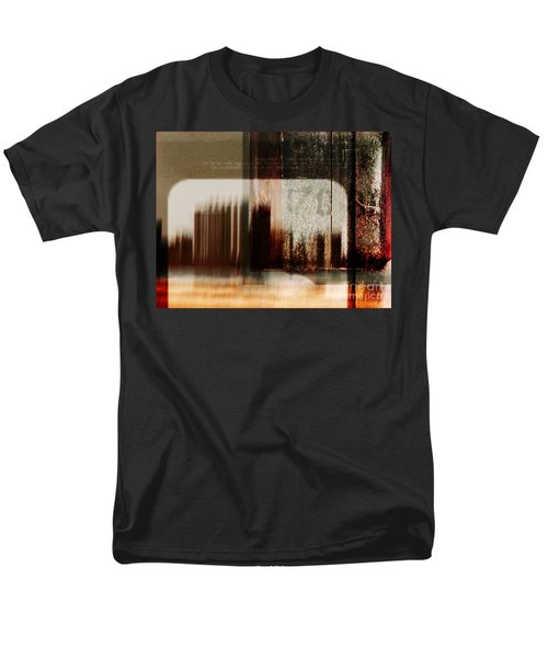 That Day In The City When We Lost Track Of Time Men's T-Shirt  (Regular Fit) by Dana DiPasquale