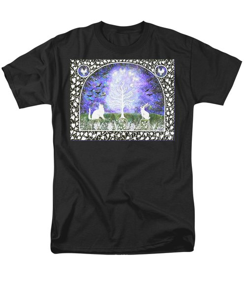 The Attraction Men's T-Shirt  (Regular Fit) by Lise Winne