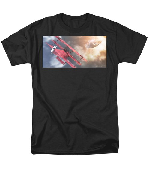 The Baron's Most Unusual Encounter Men's T-Shirt  (Regular Fit) by David Collins