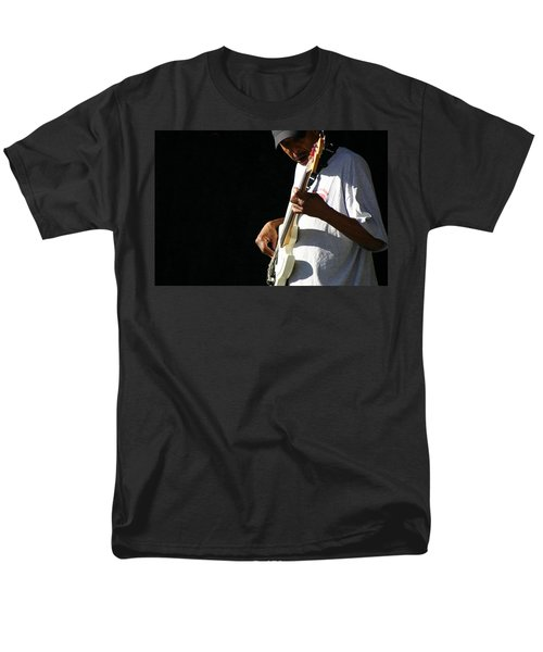 The Bassman Men's T-Shirt  (Regular Fit) by Joe Kozlowski