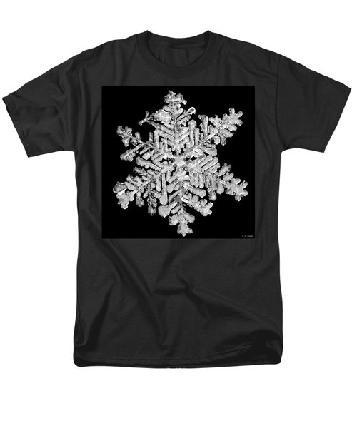 The Beauty Of Winter Men's T-Shirt  (Regular Fit) by Lauren Radke