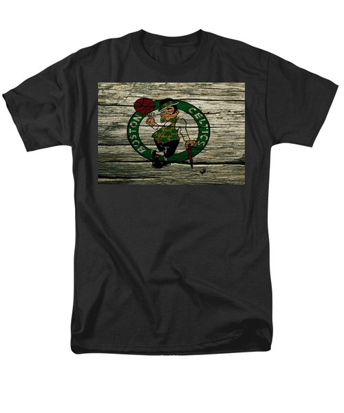 The Boston Celtics 2w Men's T-Shirt  (Regular Fit) by Brian Reaves