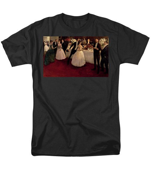 The Buffet Men's T-Shirt  (Regular Fit)