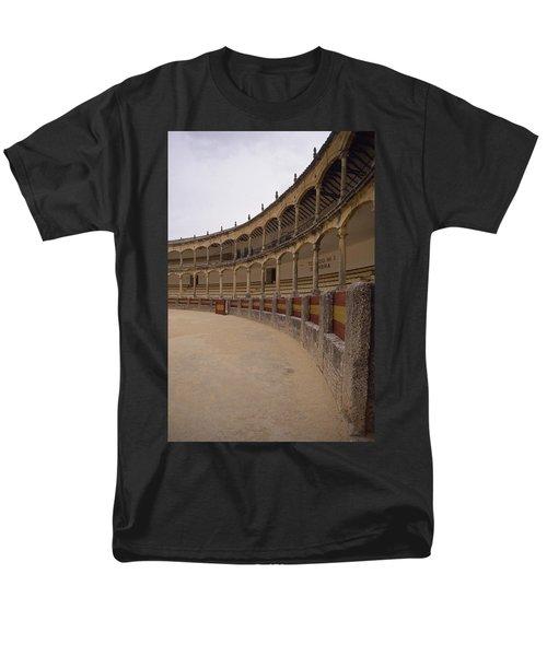 The Bullring Men's T-Shirt  (Regular Fit) by Shaun Higson