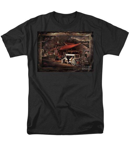 The Carriage Men's T-Shirt  (Regular Fit) by Bob Pardue