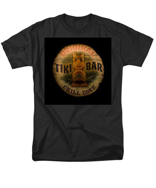 The Chill Zone Men's T-Shirt  (Regular Fit) by Trish Tritz