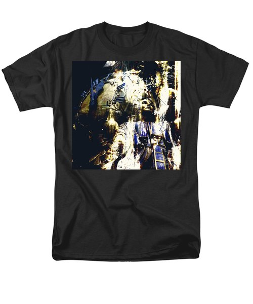 The Clock Struck One Men's T-Shirt  (Regular Fit) by LemonArt Photography