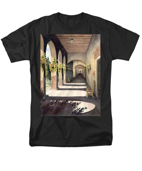 The Corridor 2 Men's T-Shirt  (Regular Fit)