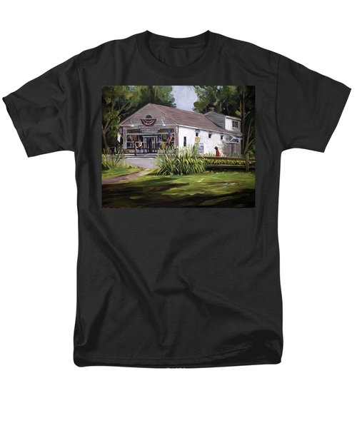 The Country Store Men's T-Shirt  (Regular Fit) by Nancy Griswold