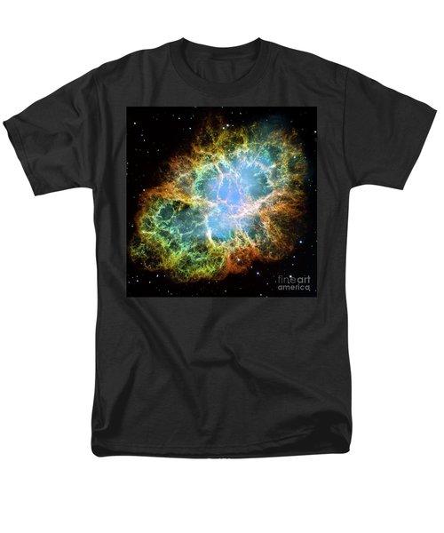 The Crab Nebula Men's T-Shirt  (Regular Fit)