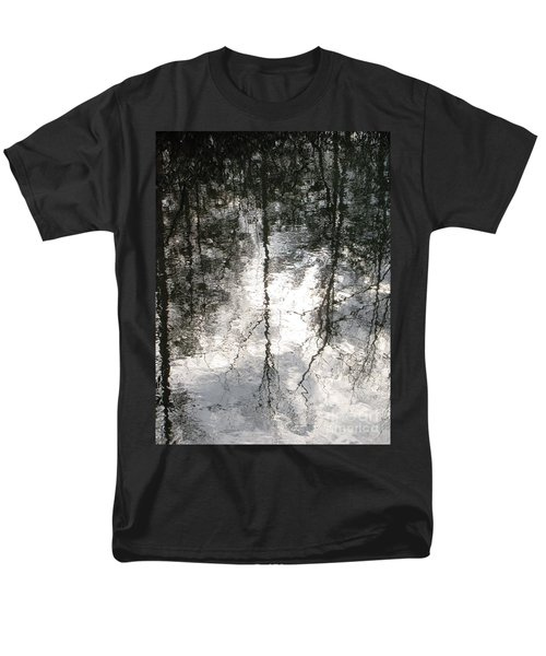 Men's T-Shirt  (Regular Fit) featuring the photograph The Devic Pool 2 by Melissa Stoudt