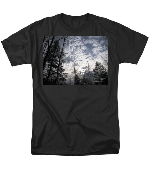 Men's T-Shirt  (Regular Fit) featuring the photograph The Devic Pool 3 by Melissa Stoudt