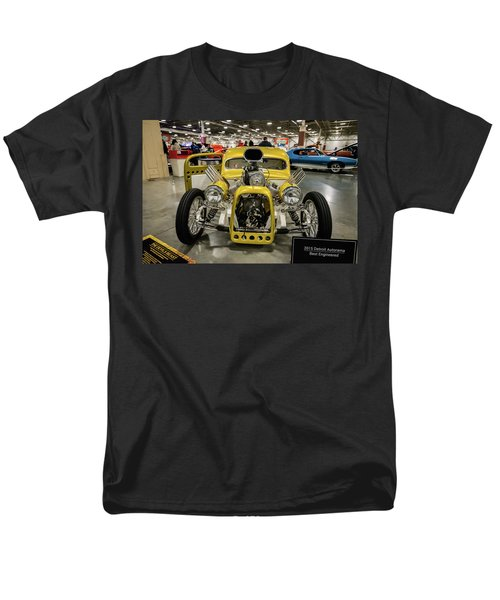 Men's T-Shirt  (Regular Fit) featuring the photograph The Devils Beast by Randy Scherkenbach