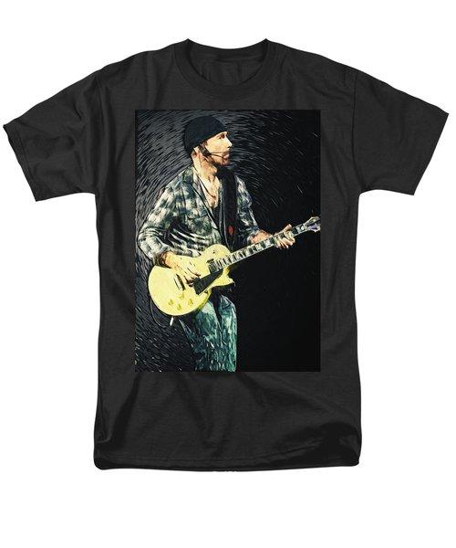 The Edge Men's T-Shirt  (Regular Fit) by Taylan Apukovska