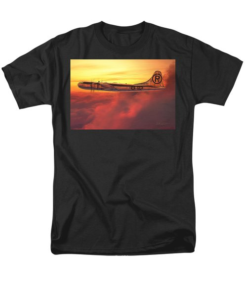 Enola Gay B-29 Superfortress Men's T-Shirt  (Regular Fit) by David Collins