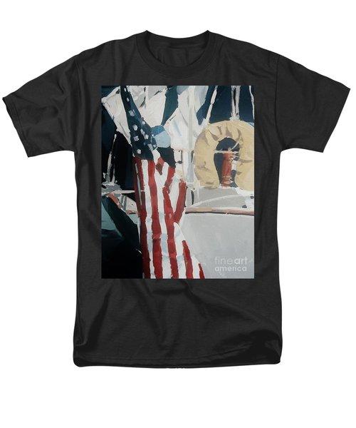 The Flag Men's T-Shirt  (Regular Fit)