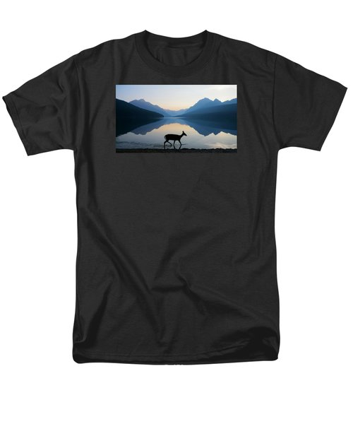 The Grace Of Wild Things Men's T-Shirt  (Regular Fit) by Dustin  LeFevre