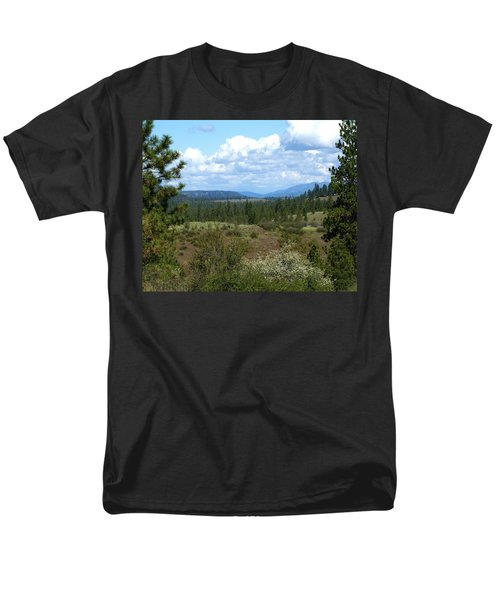 Men's T-Shirt  (Regular Fit) featuring the photograph The Great Northwest by Ben Upham III