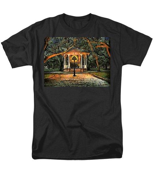 The Haunted Gazebo Men's T-Shirt  (Regular Fit) by RC deWinter