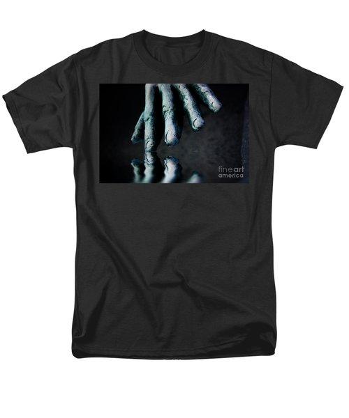 The Healing Touch Men's T-Shirt  (Regular Fit) by Kym Clarke