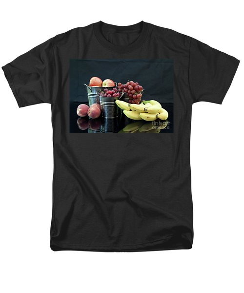 Men's T-Shirt  (Regular Fit) featuring the photograph The Healthy Choice Selection by Sherry Hallemeier