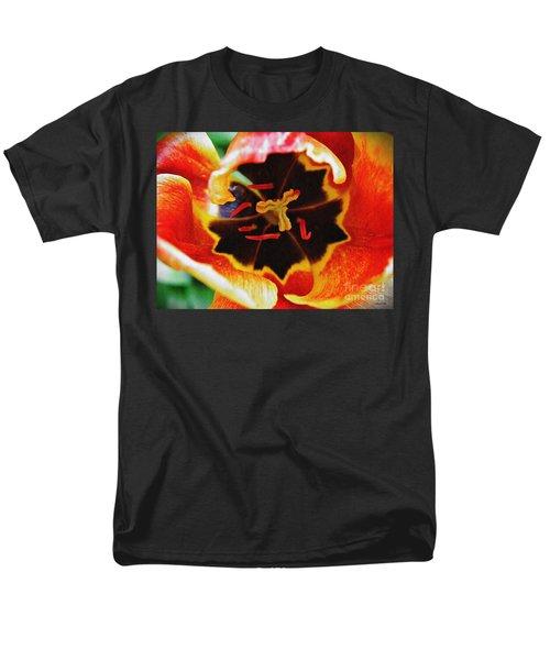 The Heart Of The Matter 2 Men's T-Shirt  (Regular Fit) by Sarah Loft