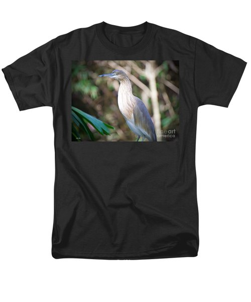The Heron Men's T-Shirt  (Regular Fit) by Judy Kay