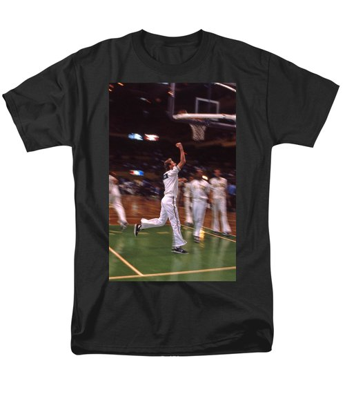 The Hick From French Lick Men's T-Shirt  (Regular Fit) by Mike Martin