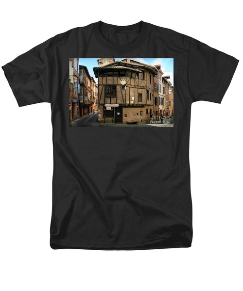 The House Of The Old Albi Men's T-Shirt  (Regular Fit) by RicardMN Photography