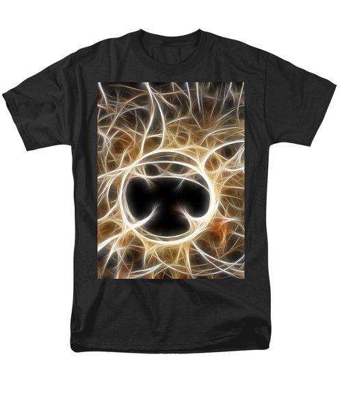 Men's T-Shirt  (Regular Fit) featuring the digital art The Invitation by Holly Ethan