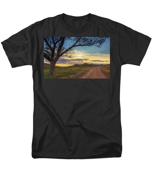 The Journey Home Men's T-Shirt  (Regular Fit) by Tassanee Angiolillo