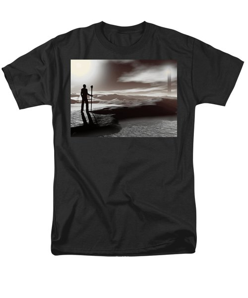 The Journey Men's T-Shirt  (Regular Fit) by John Alexander