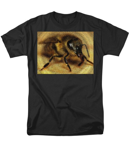The Killer Bee Men's T-Shirt  (Regular Fit) by ISAW Gallery
