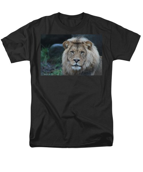 Men's T-Shirt  (Regular Fit) featuring the photograph The King by Laddie Halupa