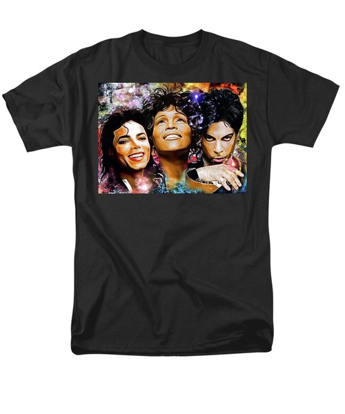The King, The Queen And The Prince Men's T-Shirt  (Regular Fit) by Daniel Janda