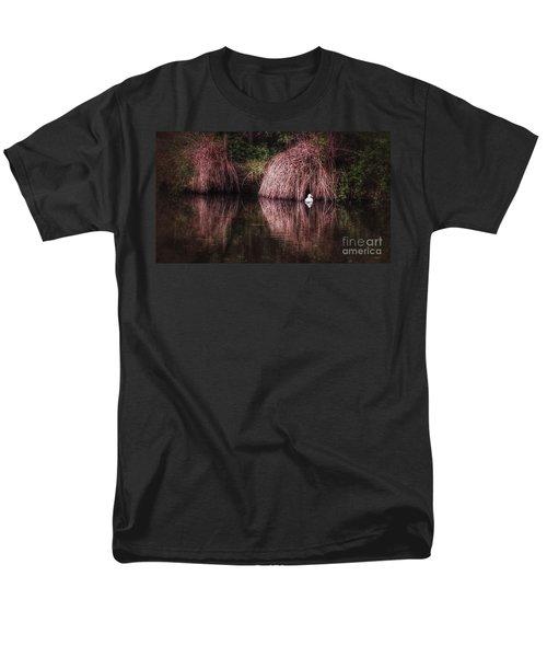 The Little White Duck Men's T-Shirt  (Regular Fit)