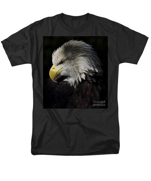 The Look Men's T-Shirt  (Regular Fit) by Liz Masoner